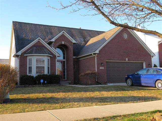 734 Falcon Drive, Village Of Dundee, MI 48131 (#543272253) :: BestMichiganHouses.com