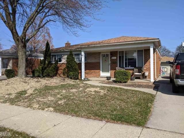32462 Dover, Warren, MI 48088 (#58050009290) :: GK Real Estate Team