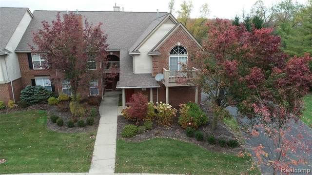 28030 Carlton Way Drive, Novi, MI 48377 (#2200025047) :: Duneske Real Estate Advisors