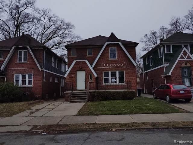 16155 Stansbury Street, Detroit, MI 48235 (#2200025060) :: Alan Brown Group