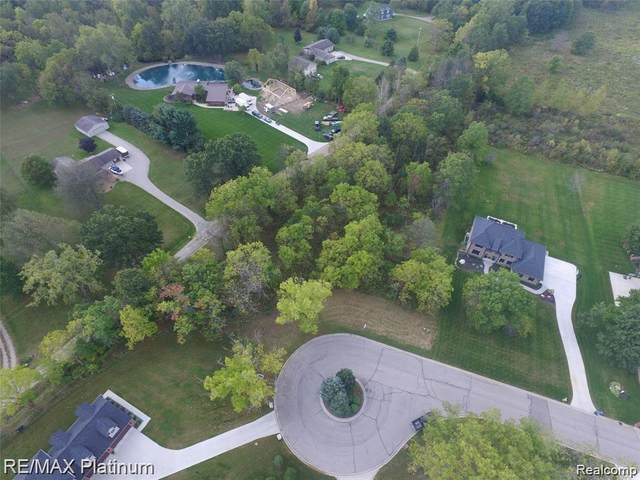 Lot 64 Mystic Meadows Court, Hartland Twp, MI 48843 (#2200025063) :: Springview Realty