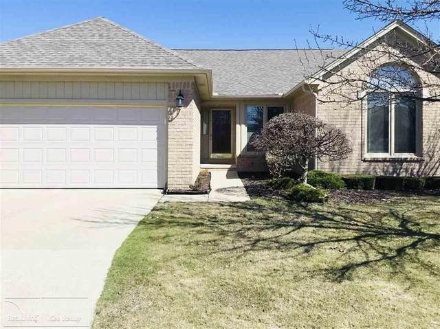 41210 Fox Run Drive, Clinton Twp, MI 48038 (#58050009295) :: Springview Realty