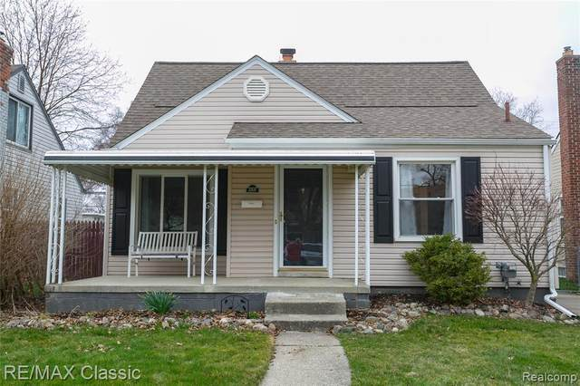 3307 Prairie Avenue, Royal Oak, MI 48073 (#2200025108) :: Alan Brown Group