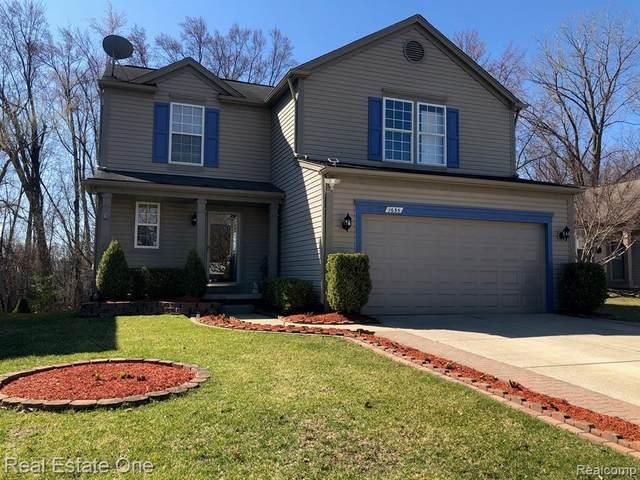 1635 Valdosta Circle, Pontiac, MI 48340 (#2200025111) :: Springview Realty