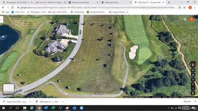 4500 Eagle Drive, Summit Twp, MI 49201 (#2200025113) :: The Mulvihill Group