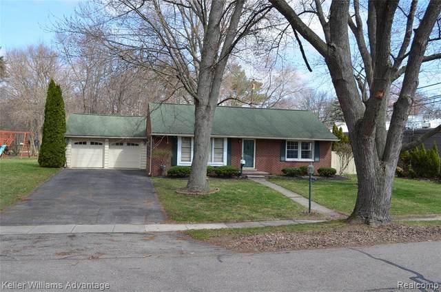 33448 Rayburn Street, Livonia, MI 48154 (#2200025114) :: The Alex Nugent Team | Real Estate One