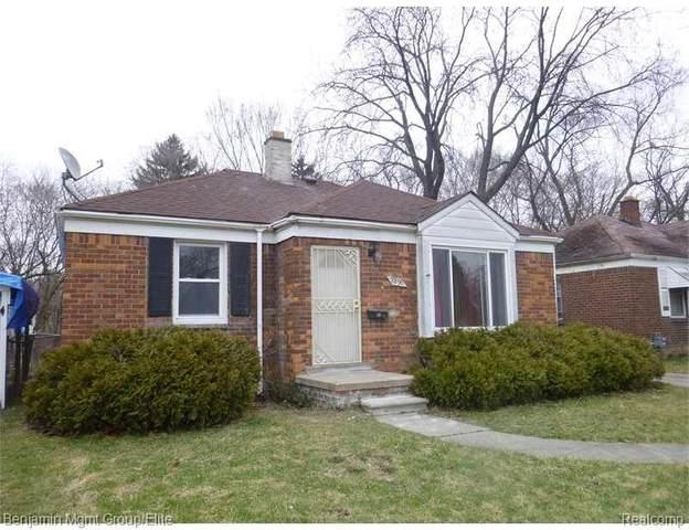 8890 Greenview, Detroit, MI 48228 (#2200025123) :: Alan Brown Group