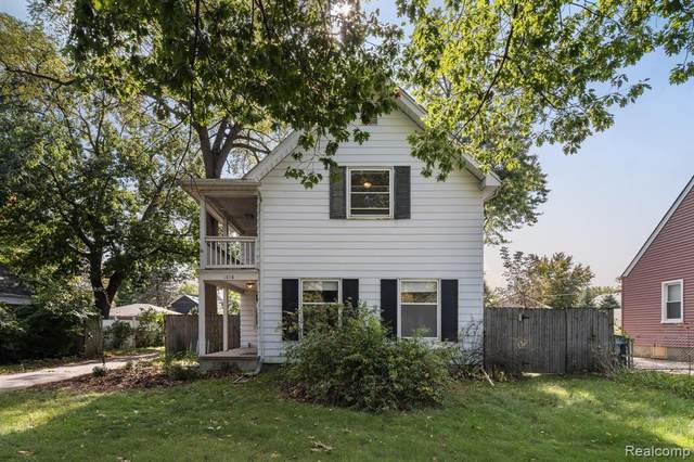 1018 E 12 Mile Road, Royal Oak, MI 48188 (#2200025155) :: Alan Brown Group