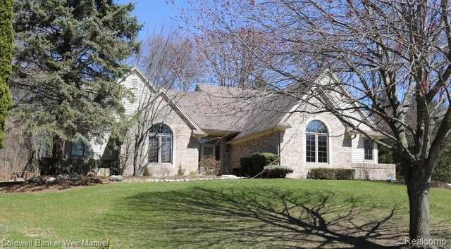 56992 Manor Court, Shelby Twp, MI 48316 (#2200025200) :: GK Real Estate Team