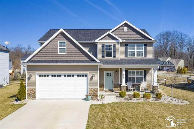 6882 Forest Run, Bedford Twp, MI 48182 (#57050009341) :: GK Real Estate Team