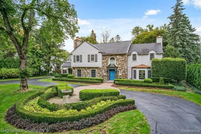445 Arlington Street, Birmingham, MI 48009 (#2200025300) :: GK Real Estate Team
