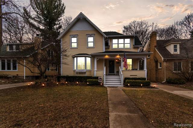 1442 Sheridan Street, Plymouth, MI 48170 (#2200025316) :: GK Real Estate Team