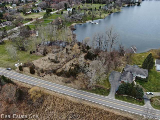 V/L Jacoby, Brighton Twp, MI 48380 (MLS #2200025327) :: The John Wentworth Group