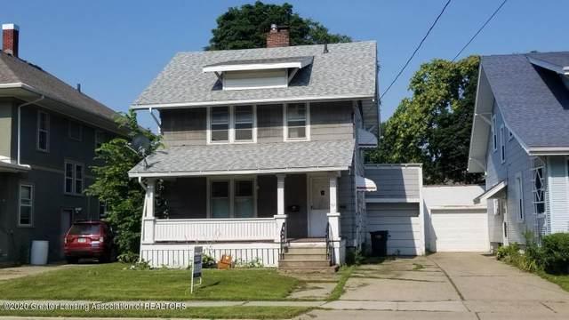 511 N Martin Luther King Jr Boulevard, Lansing, MI 48915 (#630000245286) :: RE/MAX Nexus