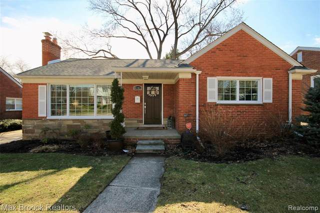 4109 Amherst Road, Royal Oak, MI 48073 (#2200025341) :: GK Real Estate Team