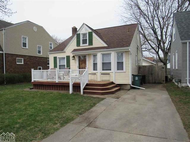 221 Girard, Royal Oak, MI 48073 (#58050009367) :: GK Real Estate Team