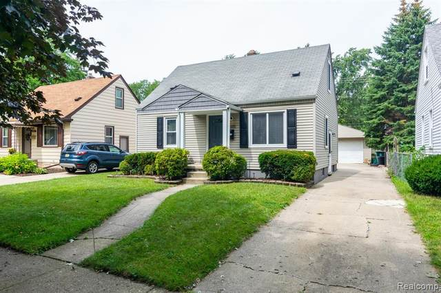 1605 Whitcomb Avenue, Royal Oak, MI 48073 (#2200025358) :: GK Real Estate Team