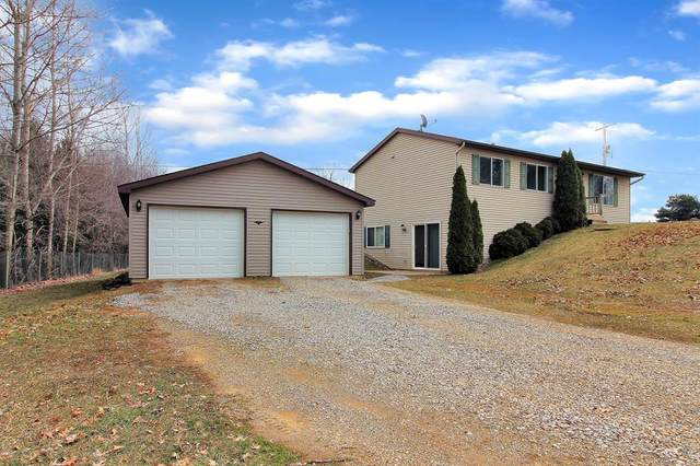 1485 S Smith Road, Eaton Rapids Twp, MI 48827 (#630000245292) :: The Mulvihill Group