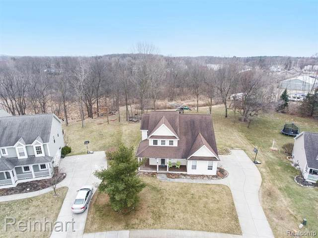 16195 River Ridge Trail, Argentine Twp, MI 48451 (#2200025369) :: Team DeYonker