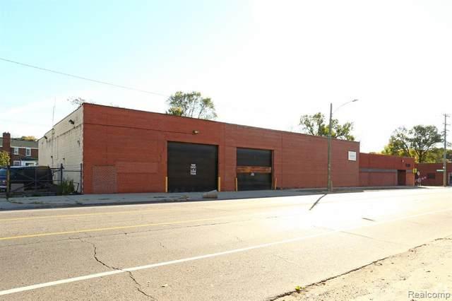 17300 Wyoming Street, Detroit, MI 48221 (#2200025405) :: The Alex Nugent Team | Real Estate One