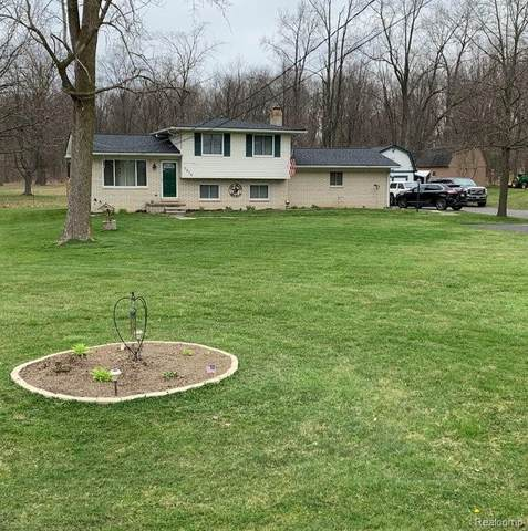 2410 Wixom Road, Commerce Twp, MI 48382 (#2200025419) :: The Mulvihill Group