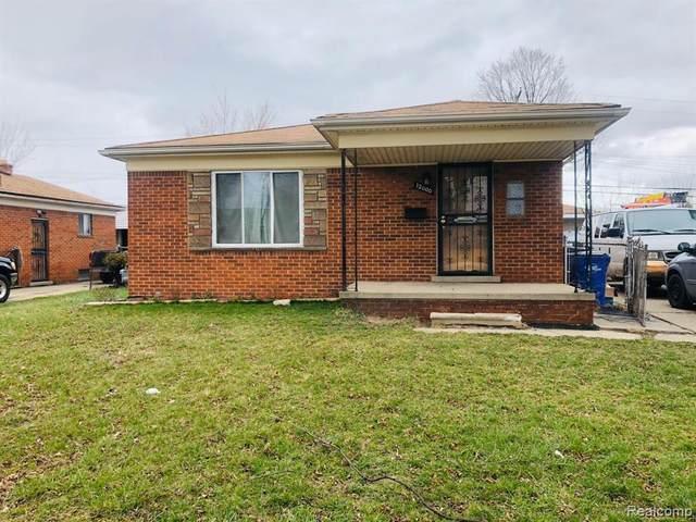 12000 Bloom Street, Detroit, MI 48212 (#2200025443) :: The Alex Nugent Team | Real Estate One