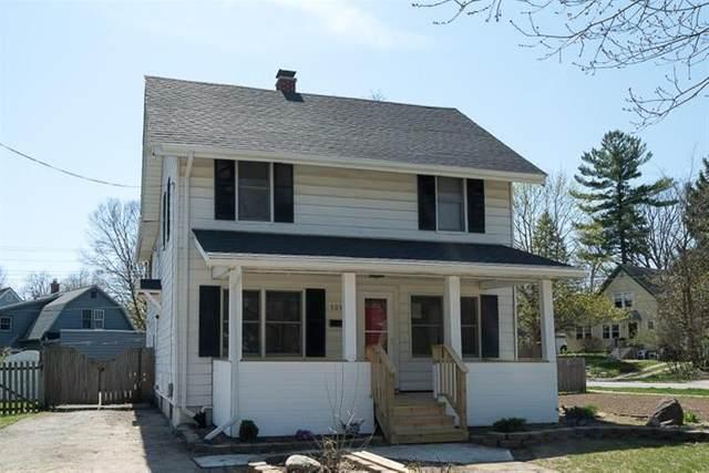 1217 Miller Avenue, Ann Arbor, MI 48103 (#543272060) :: The Mulvihill Group