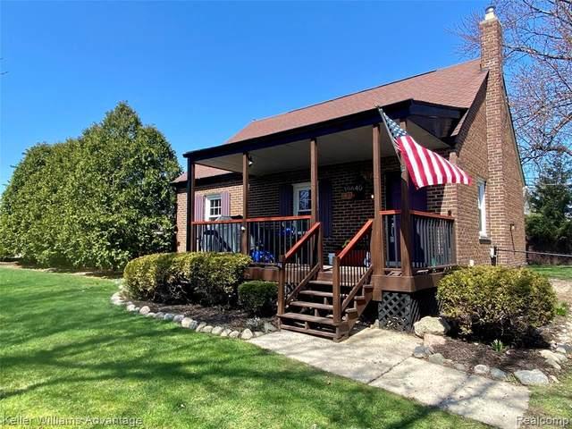 39640 W Nine Mile Road, Novi, MI 48375 (#2200025461) :: Duneske Real Estate Advisors