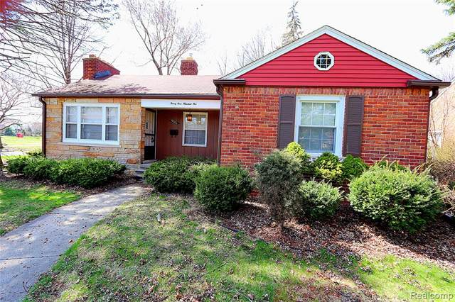 9901 Cranston Street, Livonia, MI 48150 (#2200025537) :: GK Real Estate Team