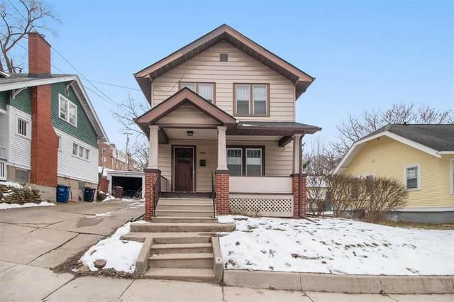 804 S 1St Street, Ann Arbor, MI 48103 (#543272328) :: The Mulvihill Group