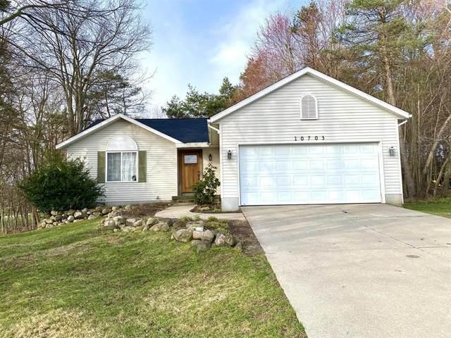 10703 Ridgewood Dr, Eureka Twp, MI 48838 (#59020012437) :: Duneske Real Estate Advisors