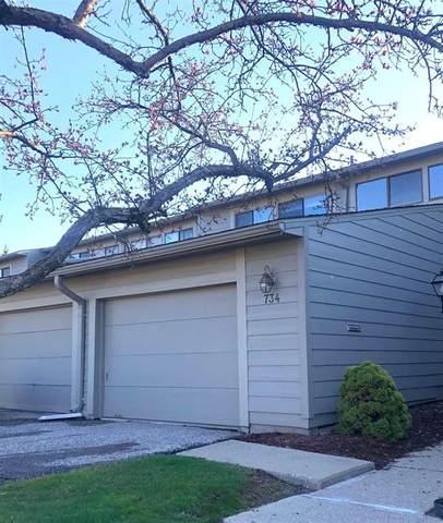 734 Peninsula Court #122, Ann Arbor, MI 48105 (#543271851) :: GK Real Estate Team