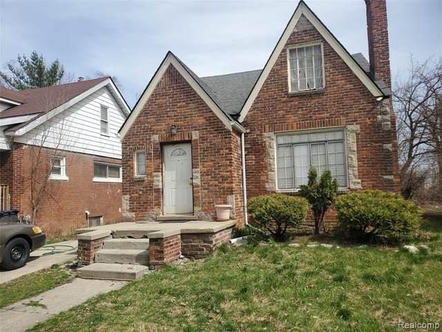 9944 Mark Twain Street, Detroit, MI 48227 (#2200025575) :: Duneske Real Estate Advisors