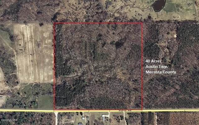Vl Pierce Road - 40, Austin Twp, MI 49346 (#53020012463) :: Duneske Real Estate Advisors