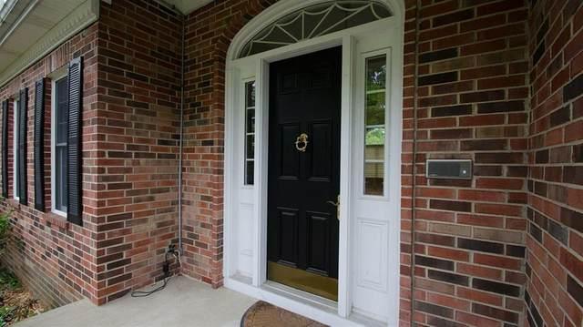250 Barton Shore Drive, Barton Hills Vlg, MI 48105 (#543272338) :: GK Real Estate Team