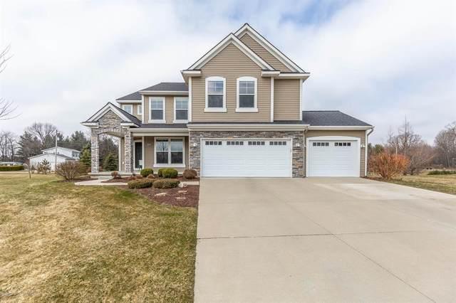 1620 Sanborn Drive, Dewitt Twp, MI 48820 (#630000245178) :: GK Real Estate Team