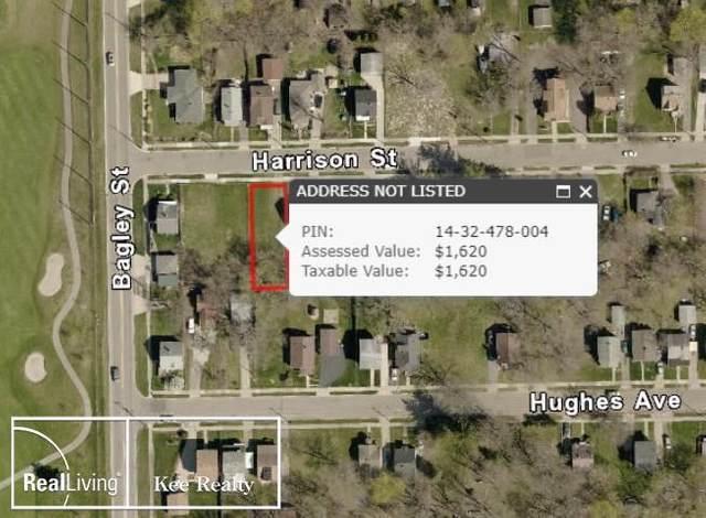0 Harrison, Pontiac, MI 48341 (#58050009440) :: The Alex Nugent Team | Real Estate One