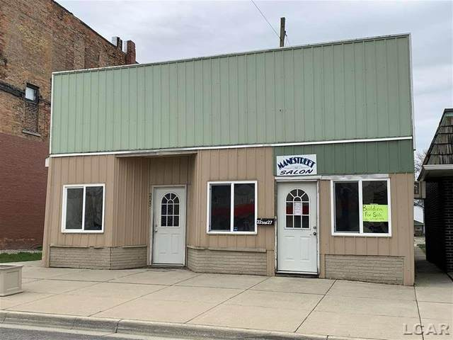 225 & 227 W Main St, Morenci, MI 49256 (#56050009652) :: RE/MAX Nexus