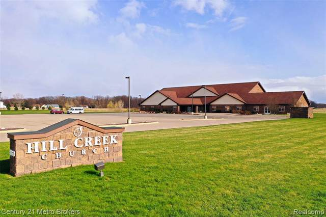 5363 Hill Road, Mundy Twp, MI 48473 (#2200026455) :: Alan Brown Group