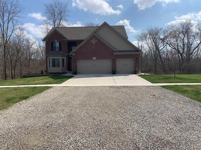23639 Woodruff Road, Flat Rock, MI 48134 (MLS #2200026726) :: The Toth Team