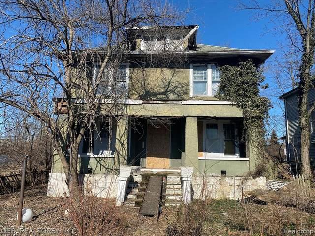 202 W Grand, Highland Park, MI 48203 (#2200027341) :: BestMichiganHouses.com