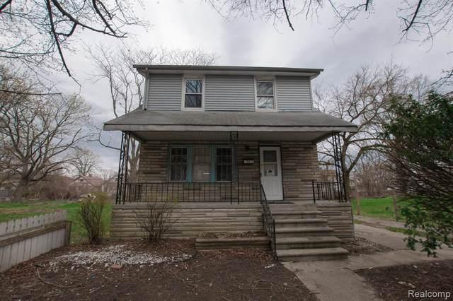 15840 Lawton Street, Detroit, MI 48238 (#2200027420) :: BestMichiganHouses.com