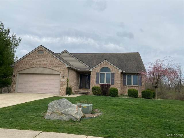 701 Coventry Court, Saline, MI 48176 (MLS #2200028364) :: The Toth Team
