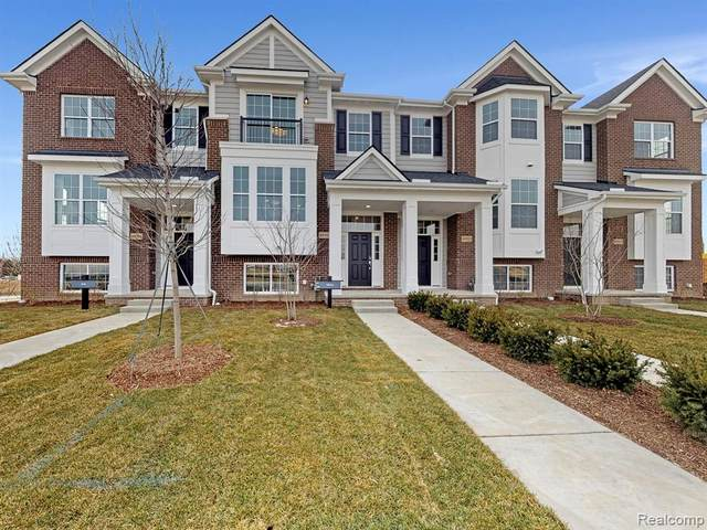 151 Chester Aruthur Drive #953, Canton Twp, MI 48188 (MLS #2200029081) :: The John Wentworth Group