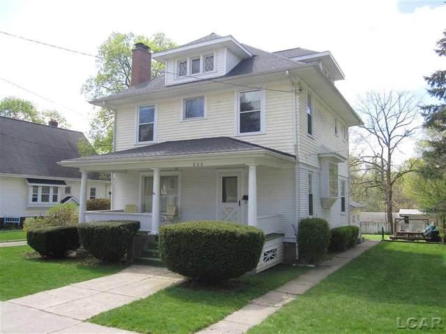 225 Pleasant Street, Hudson, MI 49247 (#56050010335) :: The Alex Nugent Team   Real Estate One