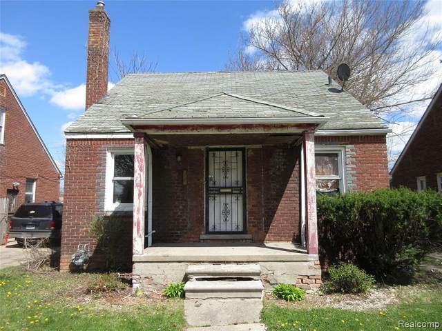 19208 Hickory Street, Detroit, MI 48205 (#2200029380) :: BestMichiganHouses.com