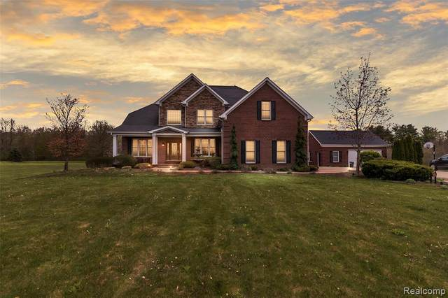 8549 Cherry Hill Road, Superior Twp, MI 48198 (#2200029601) :: The Mulvihill Group