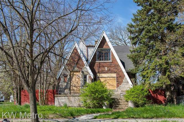 6305 Woodhall Street, Detroit, MI 48224 (MLS #2200030336) :: The Toth Team