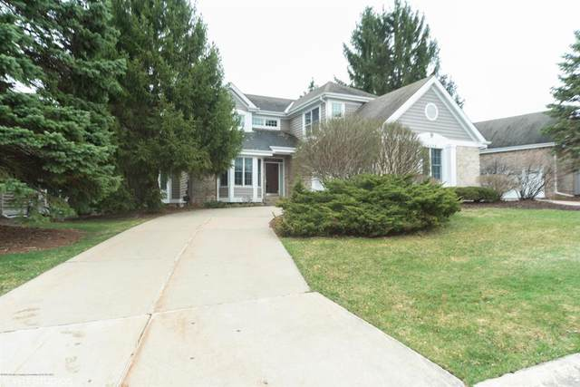 6226 W Golfridge Drive, Meridian Charter Twp, MI 48823 (#630000245748) :: GK Real Estate Team