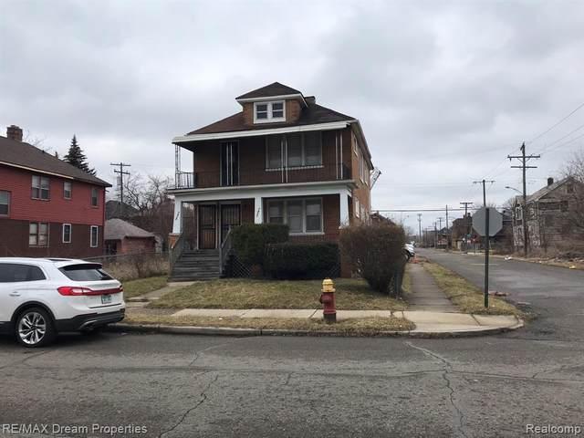 7423 Wetherby Street, Detroit, MI 48210 (MLS #2200030779) :: The Toth Team